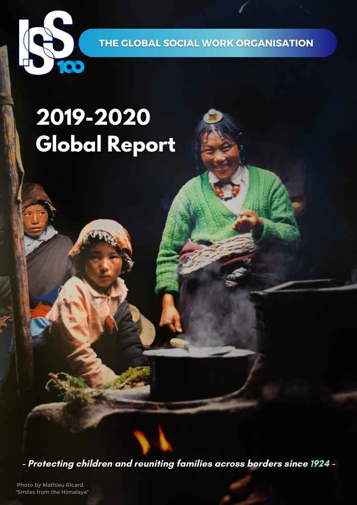 ISS Global Report 2019-2020 cover
