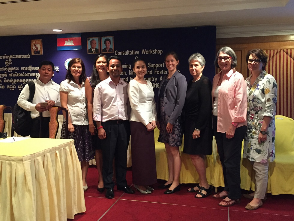 Assessment Mission Cambodia