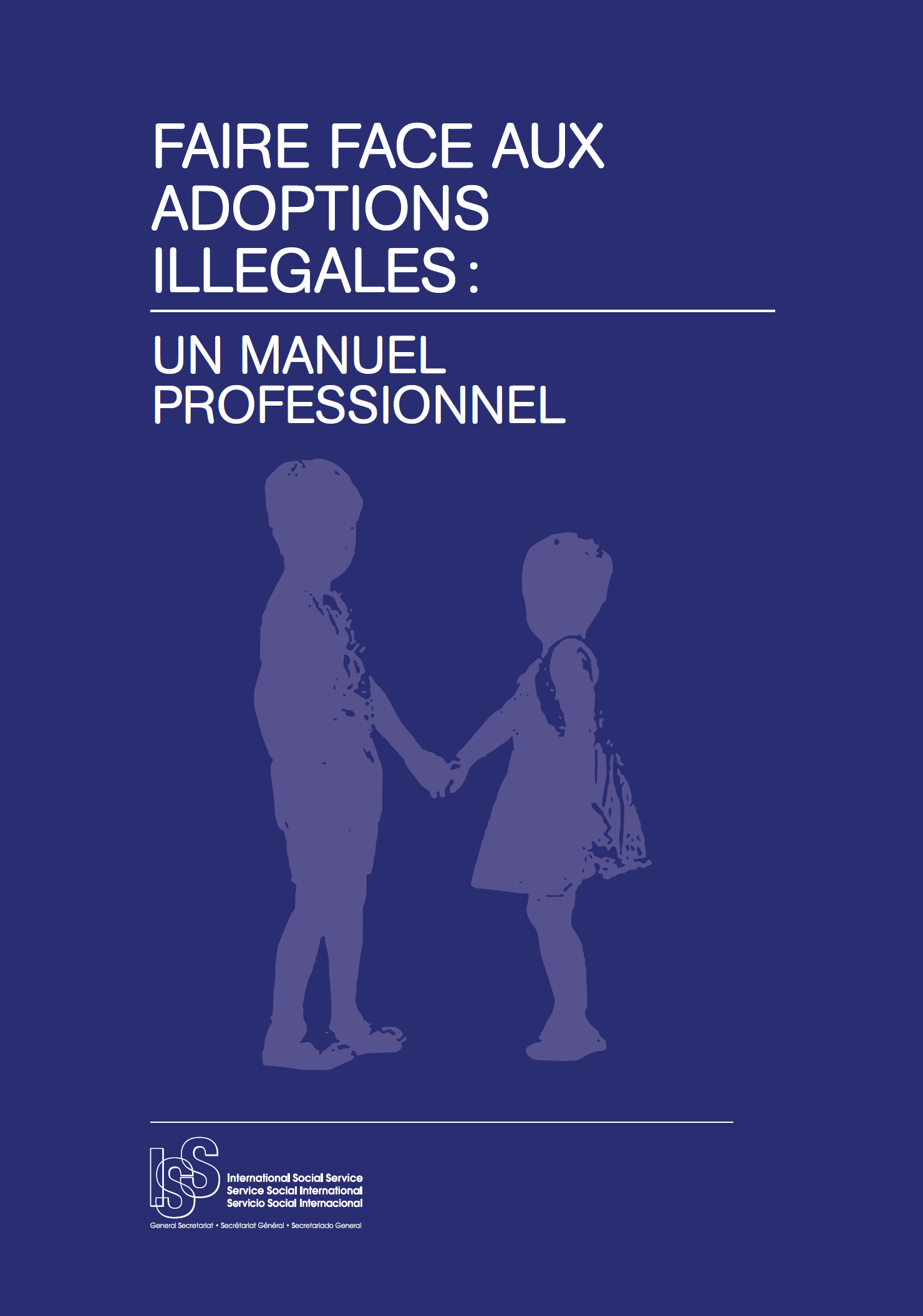Illegal Adoption Professional Handbook FRA